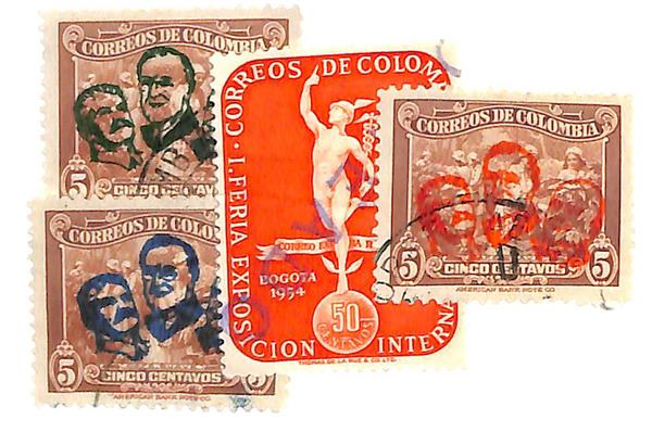 1945-54 Colombia