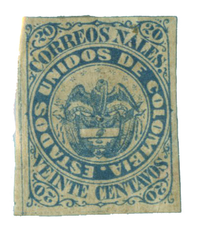 1868 Colombia