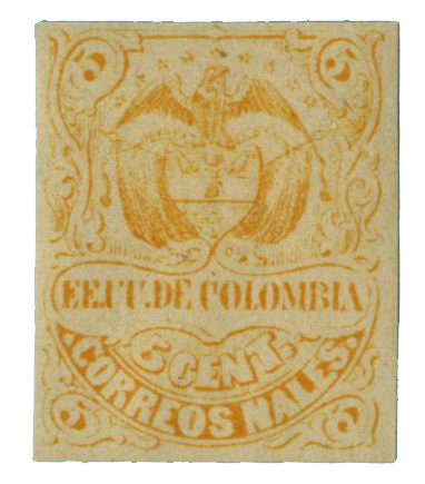1870 Colombia