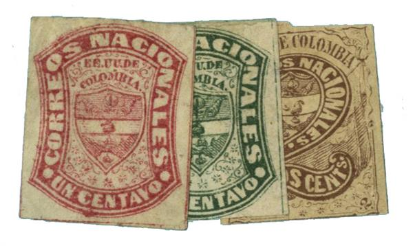 1871-73 Colombia