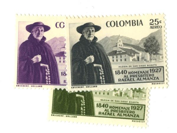 1958 Colombia