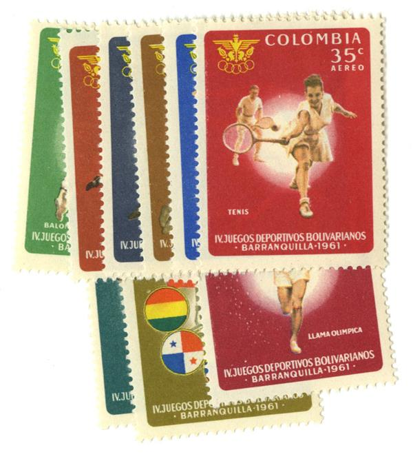 1961 Colombia