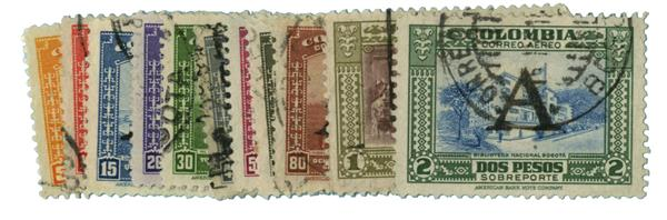 1950 Colombia