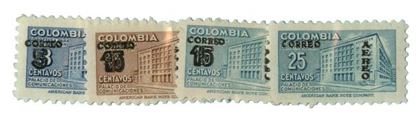 1953 Colombia