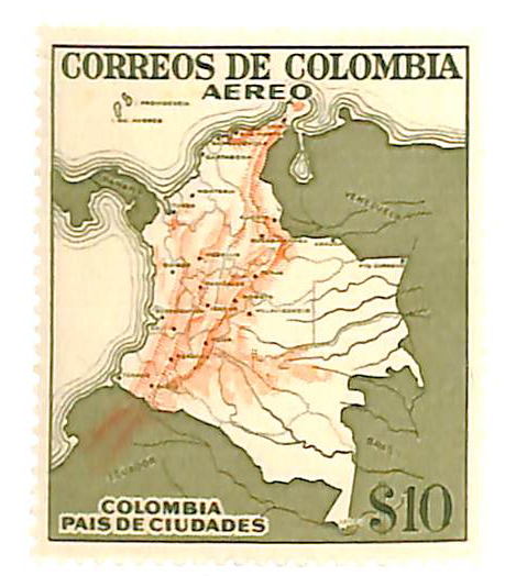 1954 Colombia