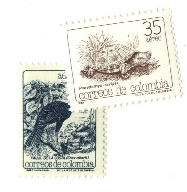 1987-88 Colombia