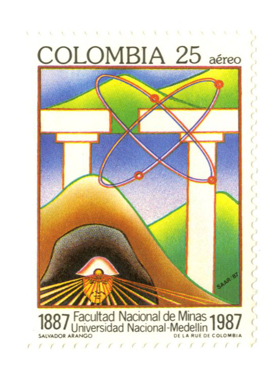 1987 Colombia