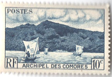 1950 Comoro Islands