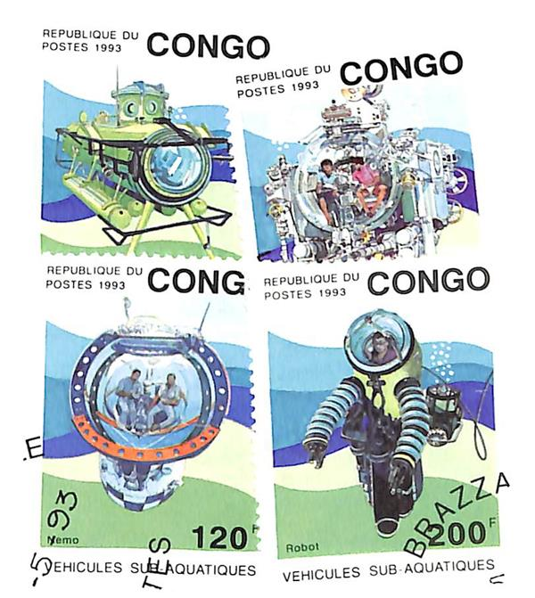 1993 Congo, Peoples Republic