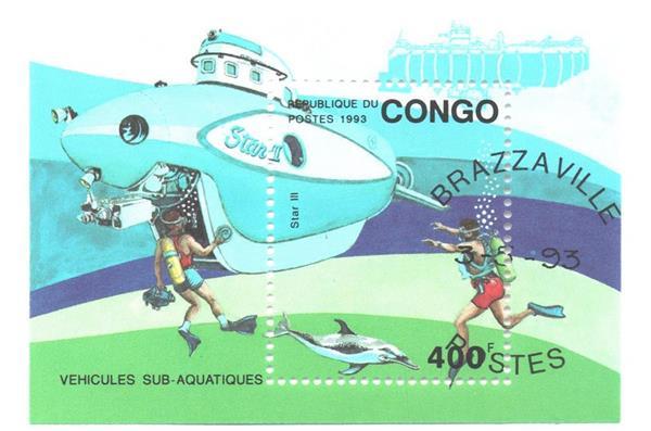 1993 Congo, People's Republic