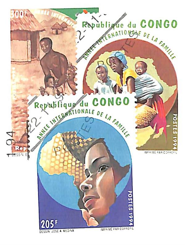 1995 Congo, People's Republic