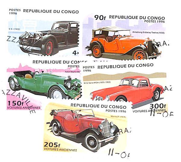 1996 Congo, People's Republic