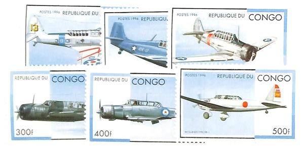 1996 Congo, People's Republic