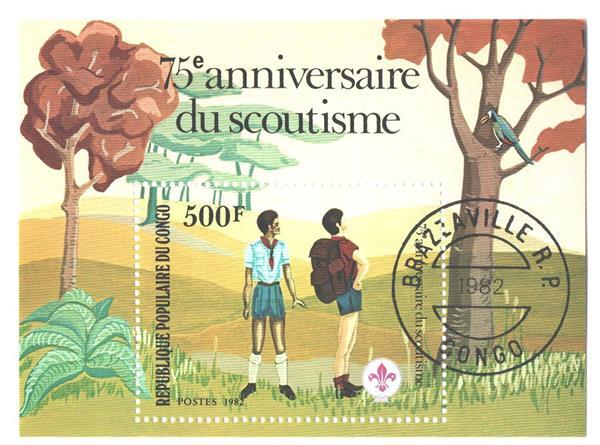 1982 Congo, People's Republic