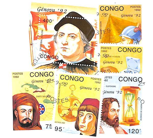 1992 Congo, People's Republic