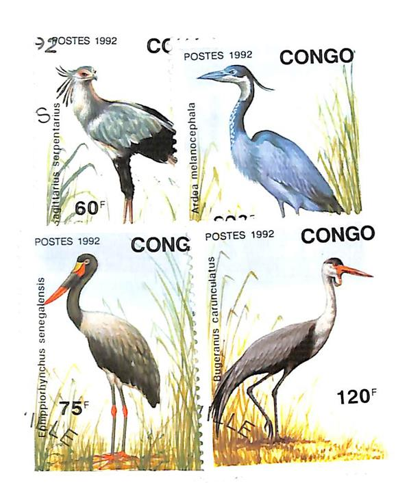 1992 Congo, Peoples Republic