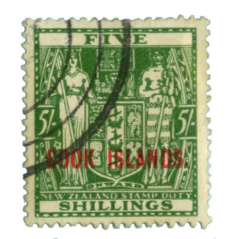 1936 Cook Islands