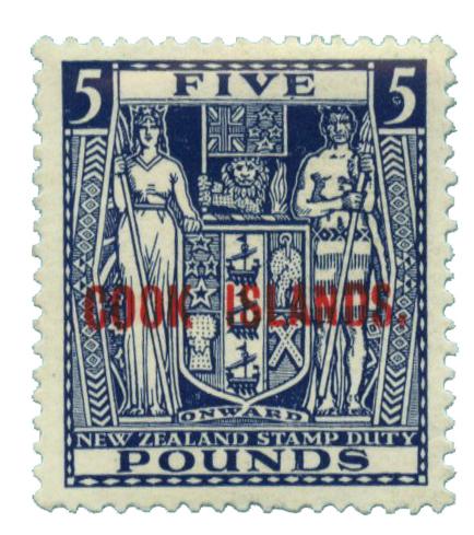 1954 Cook Islands