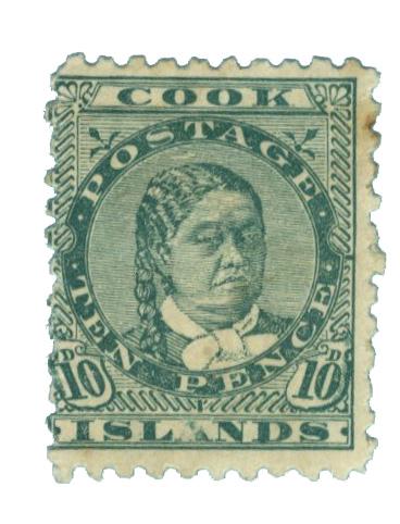1893 Cook Islands