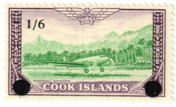 1960 Cook Islands