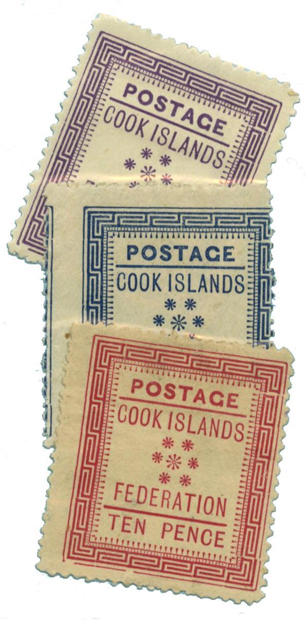 1892 Cook Islands