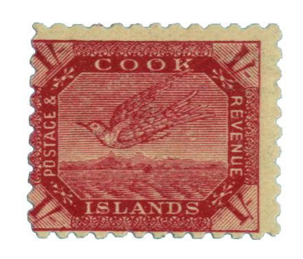 1898 Cook Islands