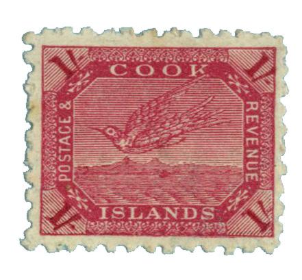 1902 Cook Islands