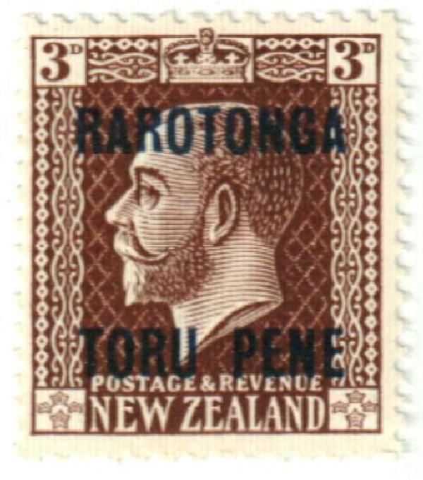1919 Cook Islands