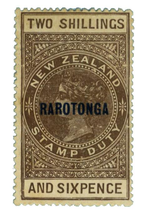 1921 Cook Islands