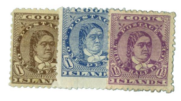 1893-94 Cook Islands