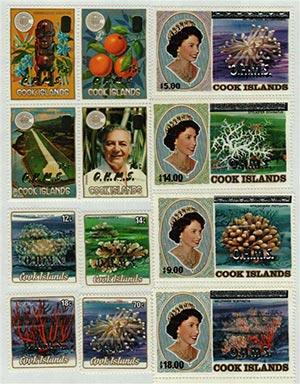 1986-90 Cook Islands