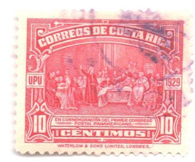 1930 Costa Rica