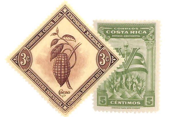 1938-42 Costa Rica