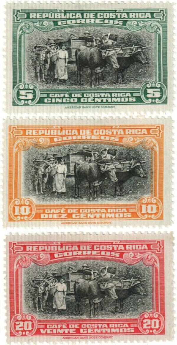 1945 Costa Rica