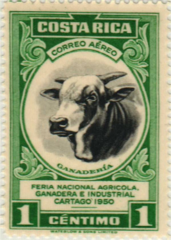 1950 Costa Rica
