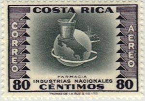 1959 Costa Rica