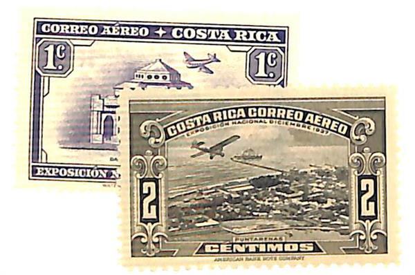1937-38 Costa Rica