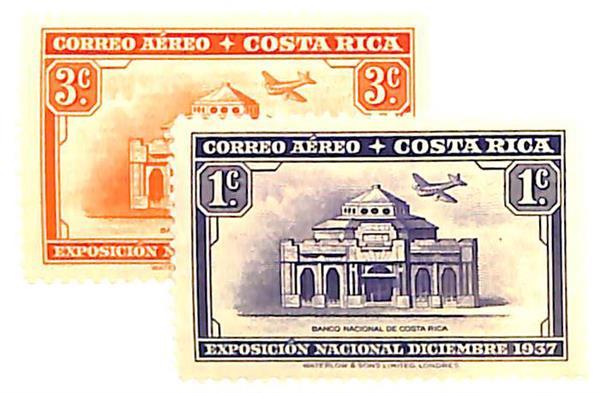 1938 Costa Rica
