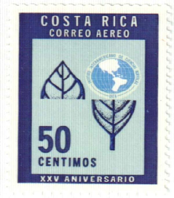 1967 Costa Rica