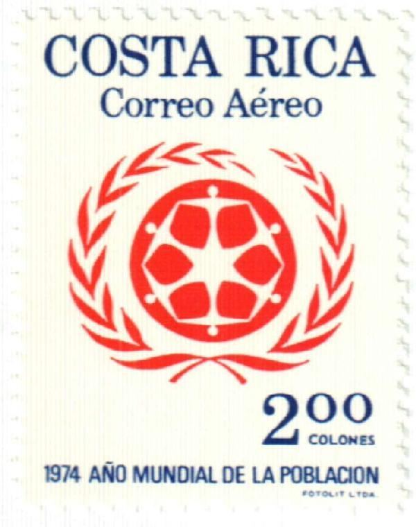 1974 Costa Rica