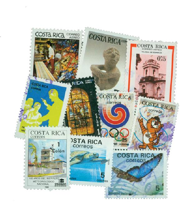 Costa Rica, 100v