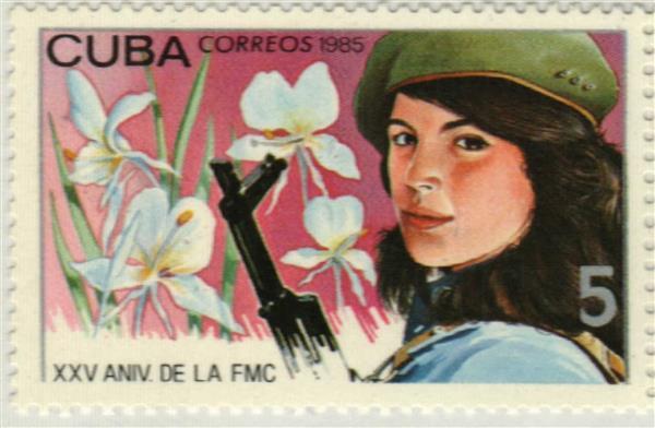 1985 Cuba