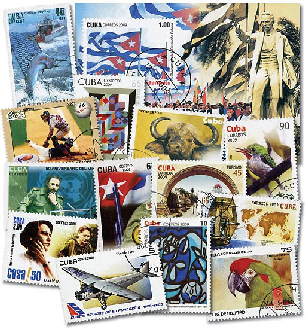 2009 Cuba Year Set 176v