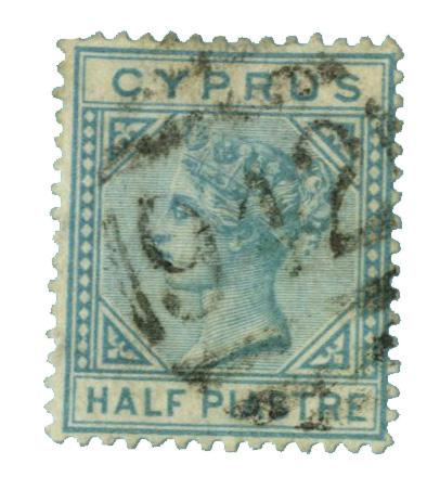 1881 Cyprus