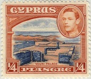 1938 Cyprus