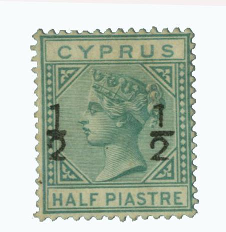 1882 Cyprus