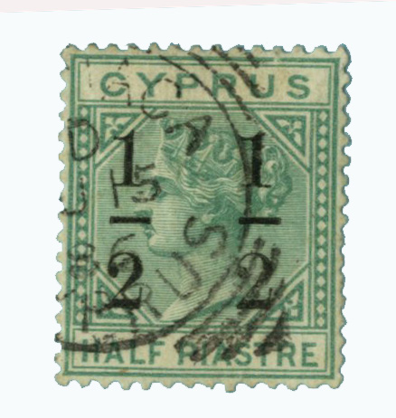 1886 Cyprus
