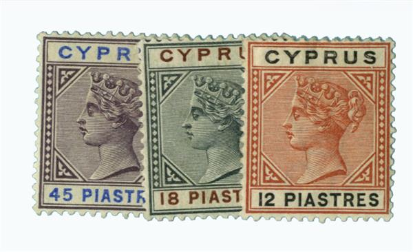 1894-96 Cyprus