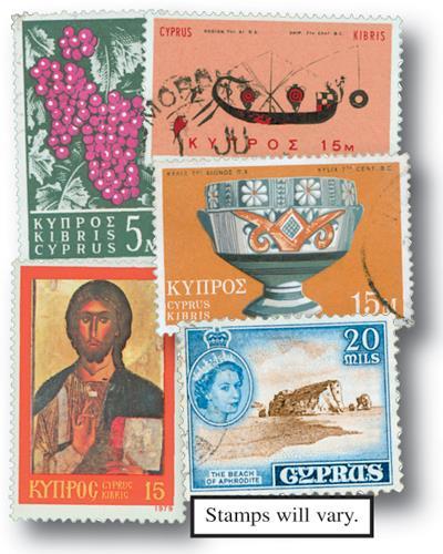 Cyprus, 200v