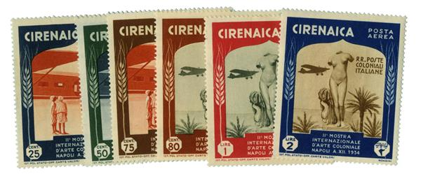 1934 Cyrenaica